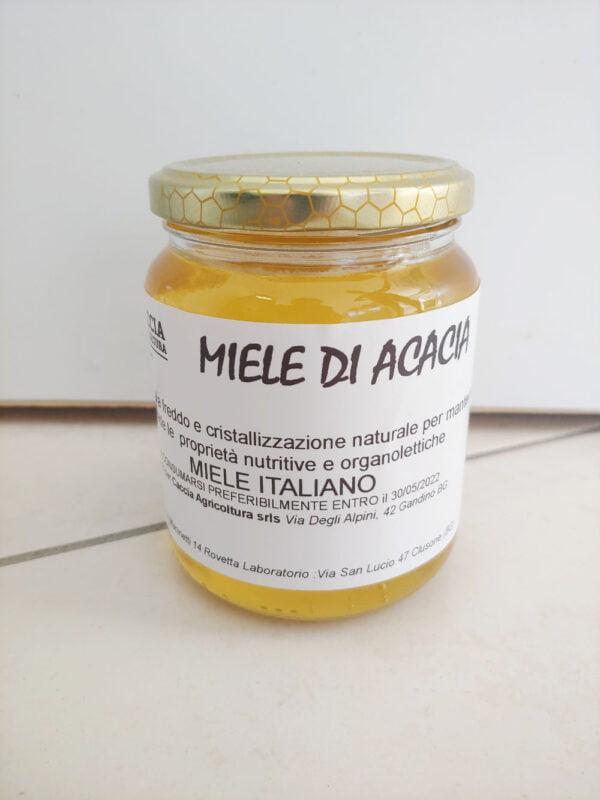 Miele italiano naturale di acacia