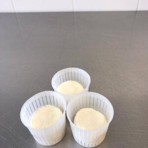 Tra formaggini spalmabili di capra